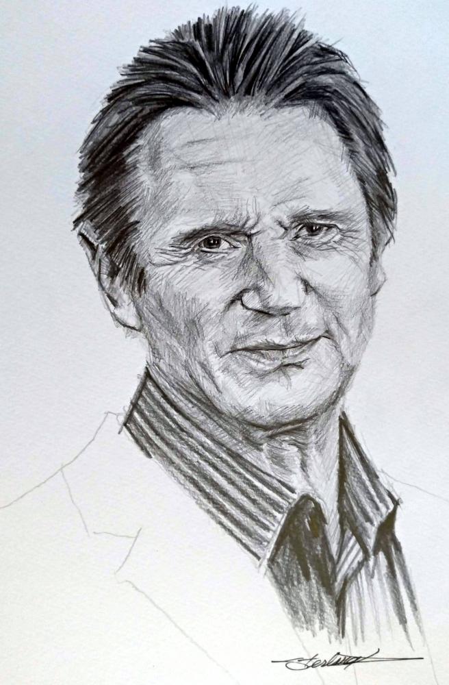 Liam Neeson par linshyhchyang